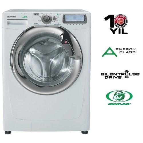 Hoover WDYN 9646 PG A Enerji Sınıfı 9 Kg Yıkama 6 Kg Kurutma Kapasiteli 1400 Devir Çamaşır Makinesi