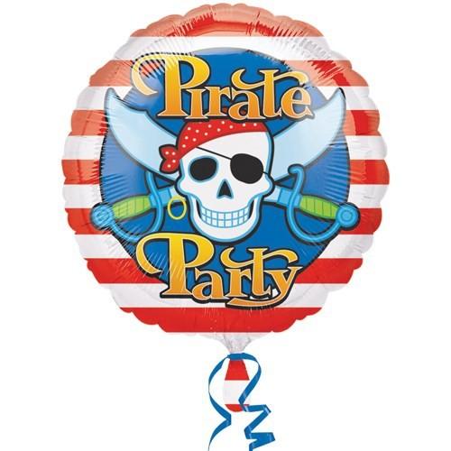 Parti Paketi Büyük Korsan Folyo Balon
