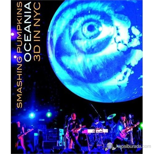 Smashing Pumpkins - Oceania: 3d In Nyc (Dvd)