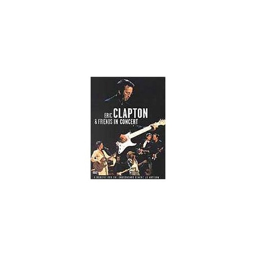 Eric Clapton & Friends In Concert ( DVD )