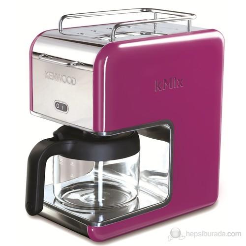 Kenwood CM029 kMix Serisi Filtre Kahve Makinesi Mor