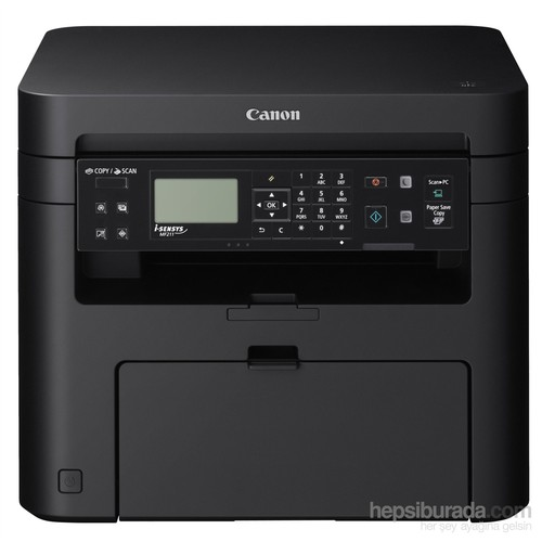 Canon i-Sensys MF211 Fotokopi + Tarayıcı + Mono Laser Yazıcı