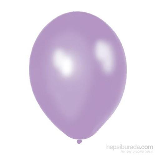 KullanAtMarket Metalik Mor Balon