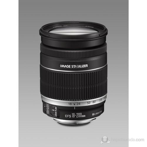 Canon EF-S 18-200mm f/3.5-5.6 IS Objektif