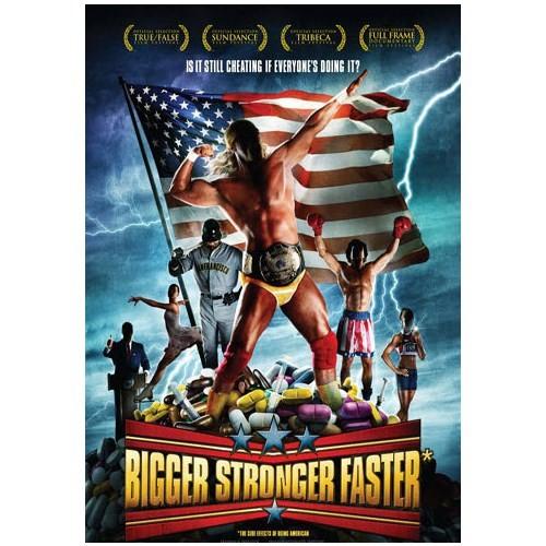 Bigger, Stronger And Faster (Büyük, Güçlü ve Hızlı)