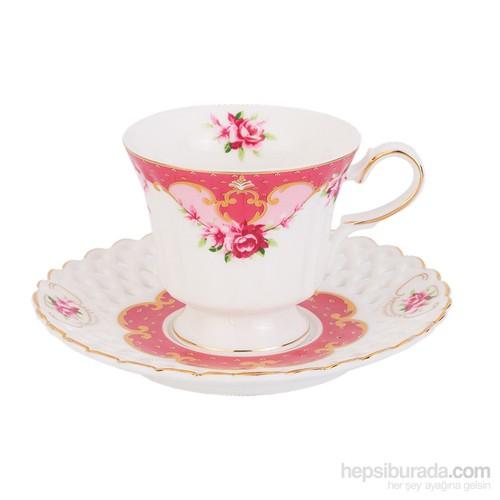 Taç Royal Fancy 6Lı Kahve Fincan Takımı