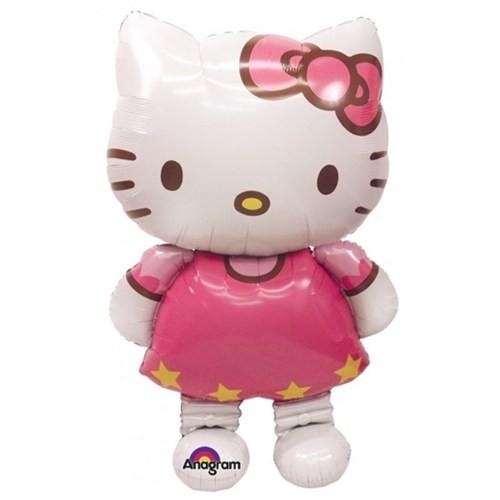 Pandoli Airwalker Hello Kitty Balon