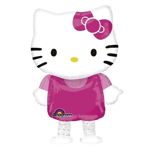 Pandoli Airwalker Hello Kitty Buddies Balon