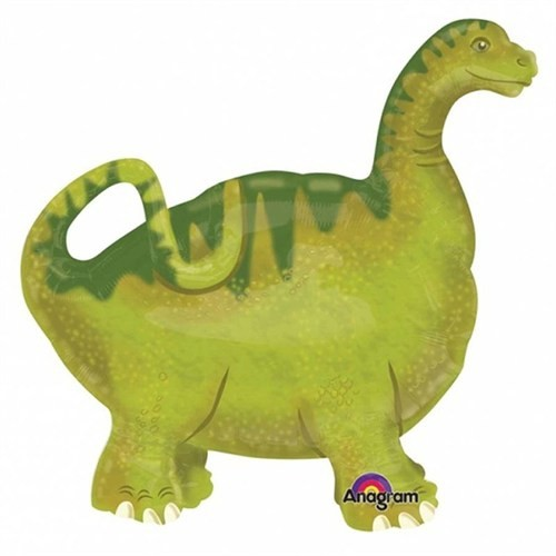 Pandoli Airwalker Baby Brach Brachiosaurus Dinosaur Balon