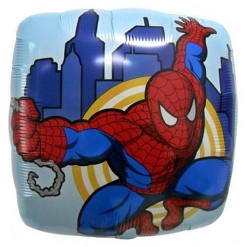 Pandoli 45 Cm Folyo Balon Spiderman Action Scene