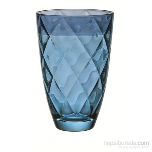 Euforıa Cam Vazo Mavi Küçük