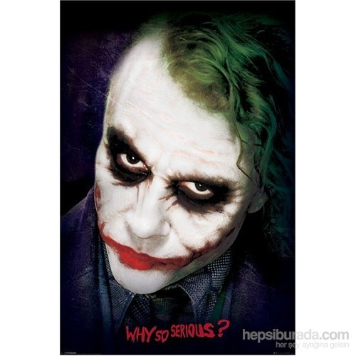 Maxi Poster The Dark Knight Joker Face