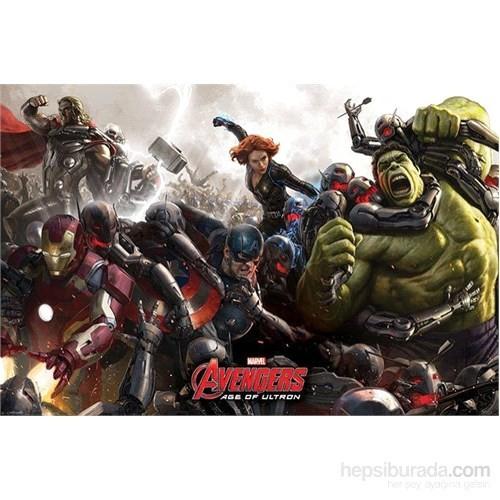 Avangers Battle Maxi Poster