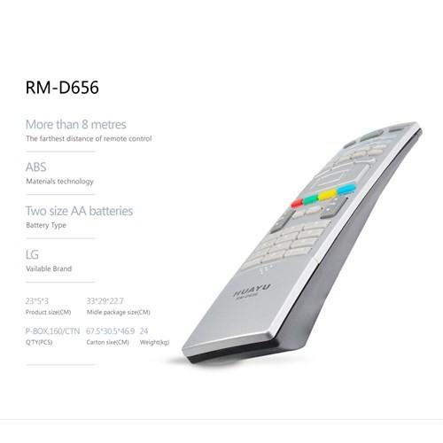 Huayu Rmd-656 Lg Plazma Tv Kumandasi
