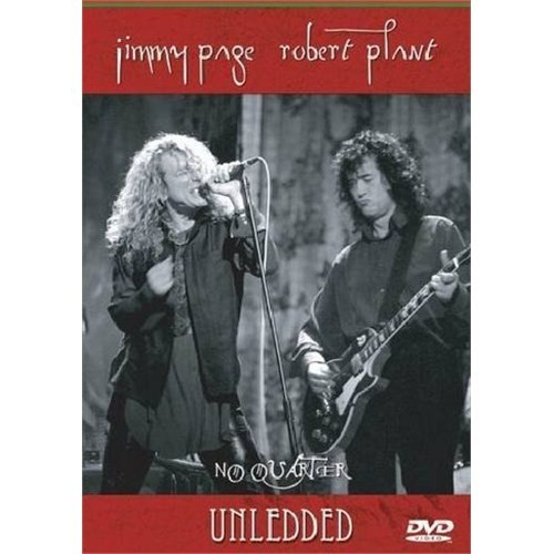 Page And Plant - No Quarter Unledded