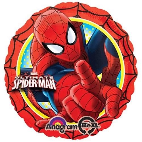 Pandoli 45 Cm Folyo Balon Ultimate Spiderman