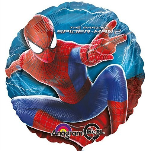 Pandoli 45 Cm Folyo Balon The Amazing Spiderman 2