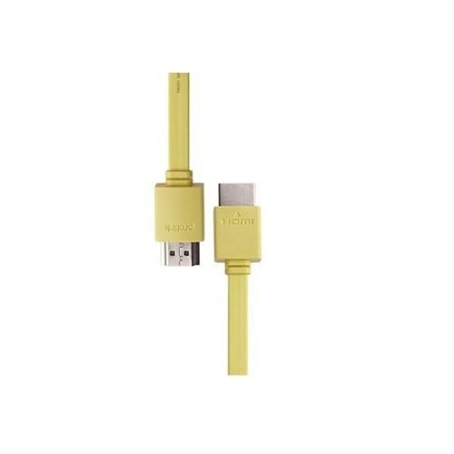 Prolink Pb358y-0150 Hdmi Kablo +Ethernet, Sari, 1.5 M