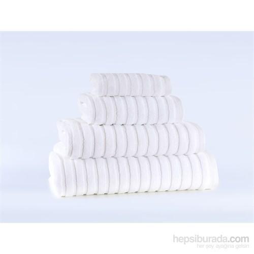İrya Rayn Microline Havlu 70*130 Beyaz