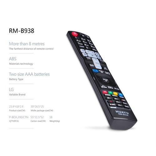 Huayu Rm-B938 Lg Sinema Sistemi Kumandası Fiyatı