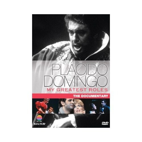 Placido Domingo - My Greatest Roles