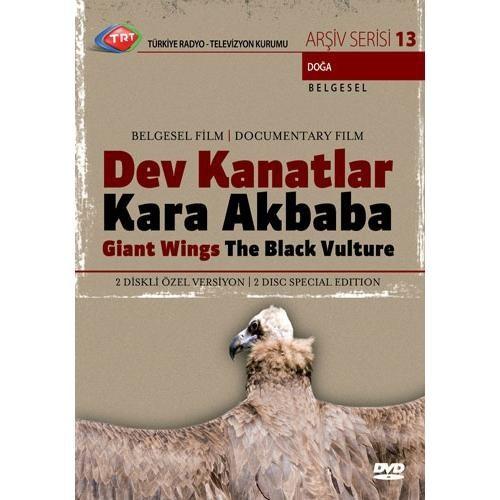 Dev Kanatlar - Kara Akbaba (TRT Arşiv Serisi 13) (Double)