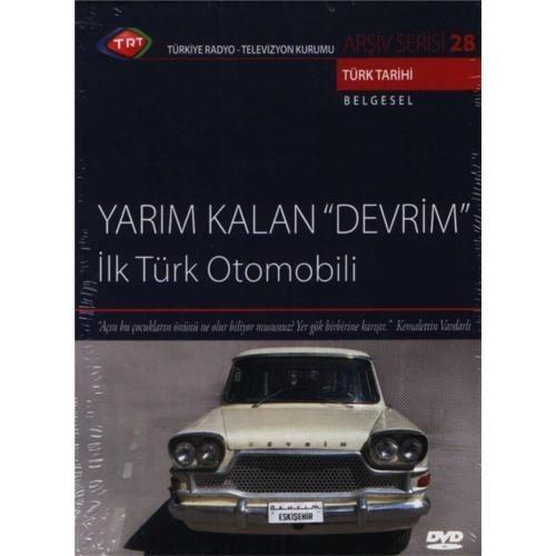 Yarım Kalan Devrim-İlk Türk Otomobil (TRT Arşiv Serisi 28)