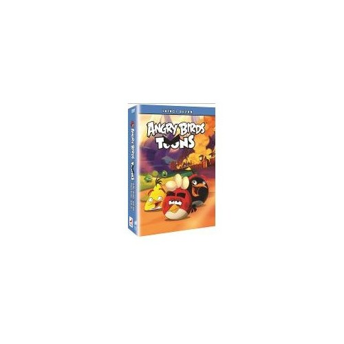 Angry Birds Sezon 2 Box Set (Dvd)