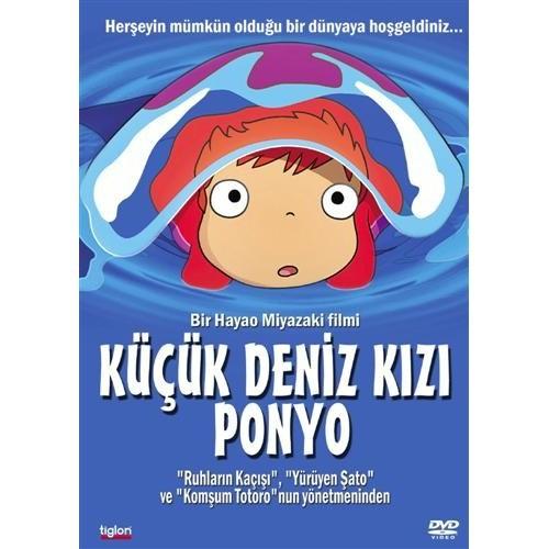 Ponyo On The Cliff By The Sea (Küçük Deniz Kızı Ponyo)