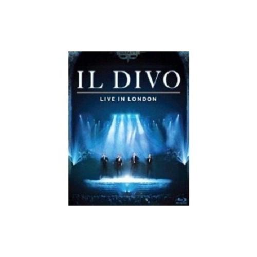 Il Divo – Live In London (Blu-Ray Disc)