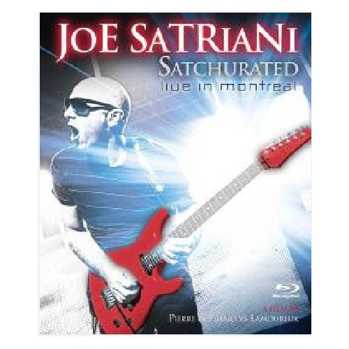 Joe Satriani - Live In Montreal (Blu-Ray)