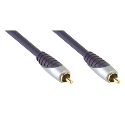 Bandrıdge Sal4102 Premıum Performance Subwoofer Audıo Cable