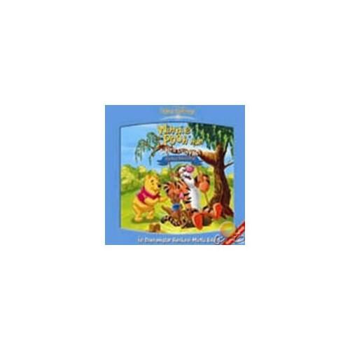 Winnie The Pooh'nun Sihirli Dünyası: Pooh İle Büyüyelim (Magical World Of Wtp: Growing Up With Pooh) ( VCD )