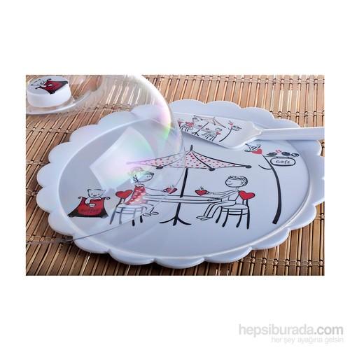 Keramika Set Fanus Kek Perİ Masalı Melamİn
