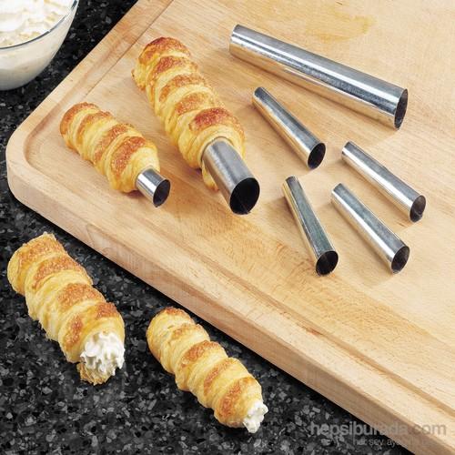 Joy Kitchen Metal Krema Çubukları 2 Büyük Ve 5 Küçük