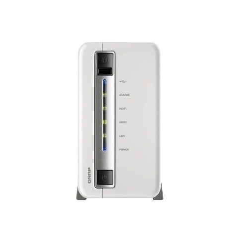 Qnap TS-212P All in One Turbo Nas