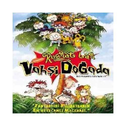 Rugrat'lar Vahşi Doğada (Rugrats Go wild) ( VCD )