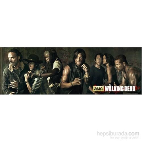 Walking Dead Season 5 Door Poster