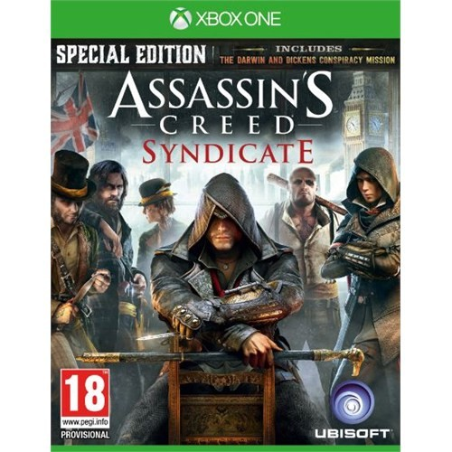 Assassins Creed Syndicate Special Edt Xbox One