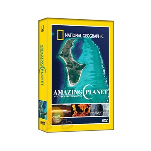 National Geographic: Amazing Planet (Muhteşem Gezegen Dünya) (Double)
