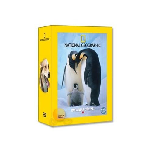Hayvanlar Dünyası Set 2 (5 DVD)