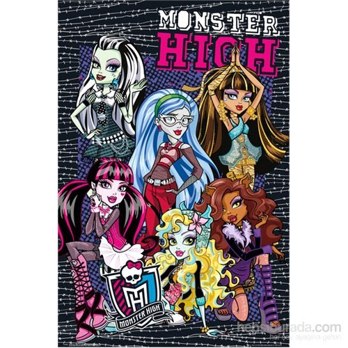 Monster High Barbed Maxi Poster