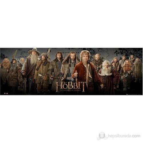 The Hobbit Cast Midi Poster