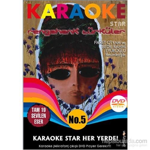 Karaoke Star No:5 Rengahenk Türküler (Mikrofonsuz)