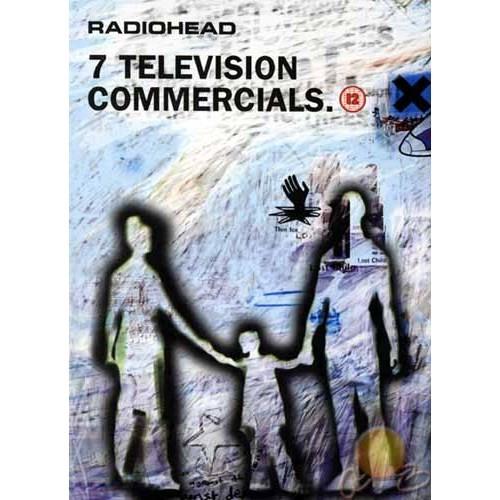 Radiohead (7 Televısıon Commercıals) ( DVD )