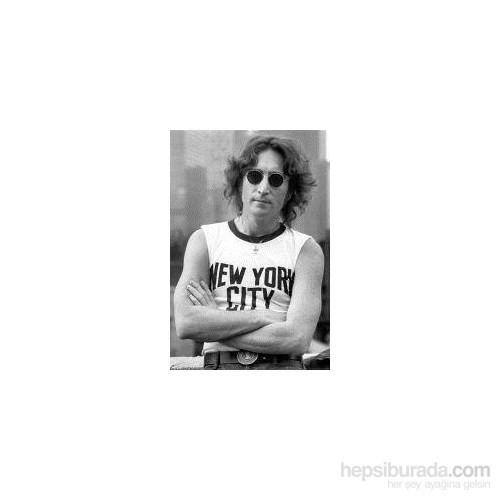 Maxi Poster John Lennon NYC Bob Gruen