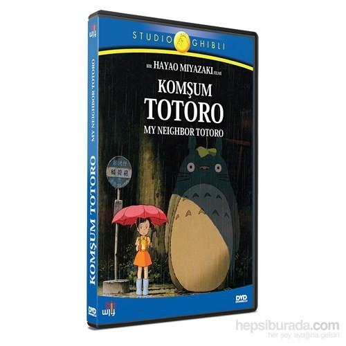 My Neighbour Totoro (Komşum Totoro) (DVD)