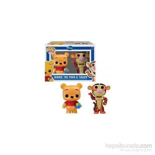 Funko Winnie the Pooh & Tigger 2-Pack Mini POP Disney