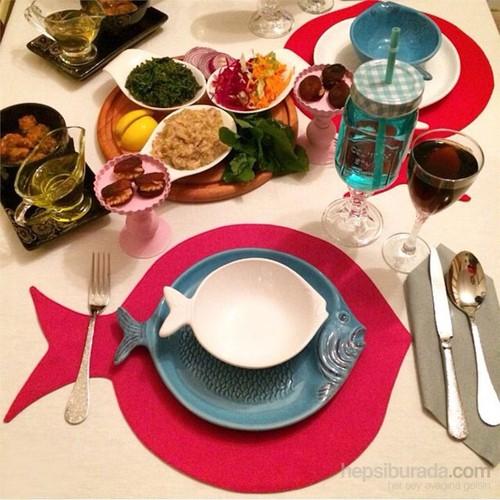 Clemensi Dekorluk Balık Amerikan Servis