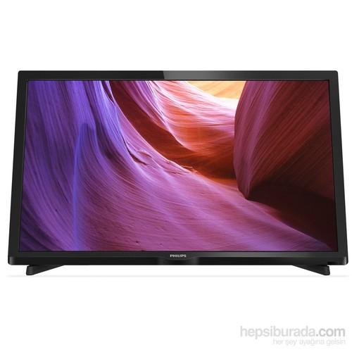 """Philips 24PHK4000 24"""" 61 Ekran Uydu Alıcılı LED TV (2015 MODEL )"""